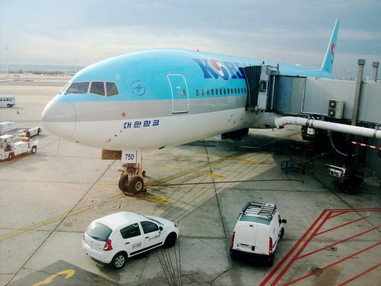 Diarioazafata korean air b777