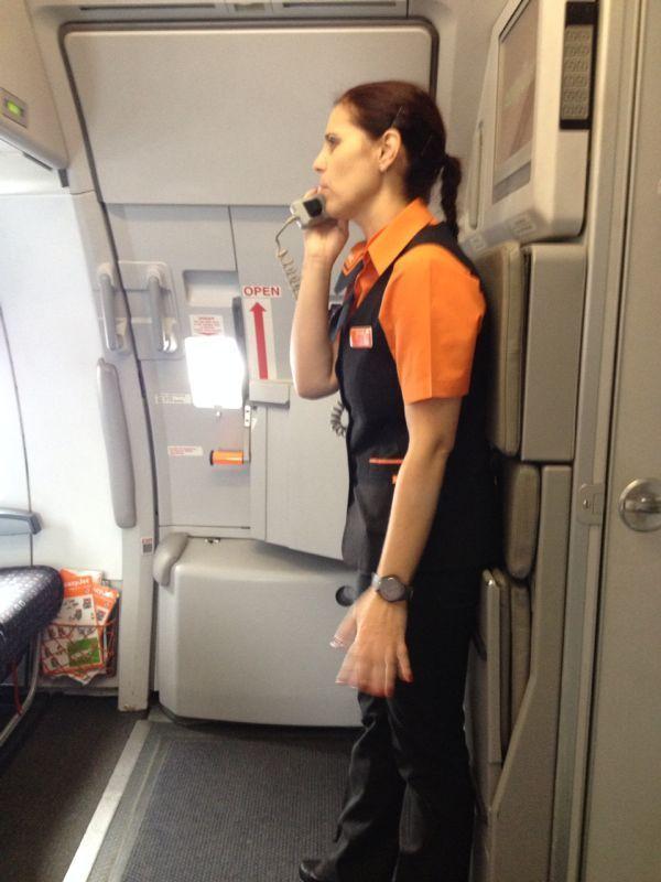 TCP Cabin Crew easyJet Diarioazafata