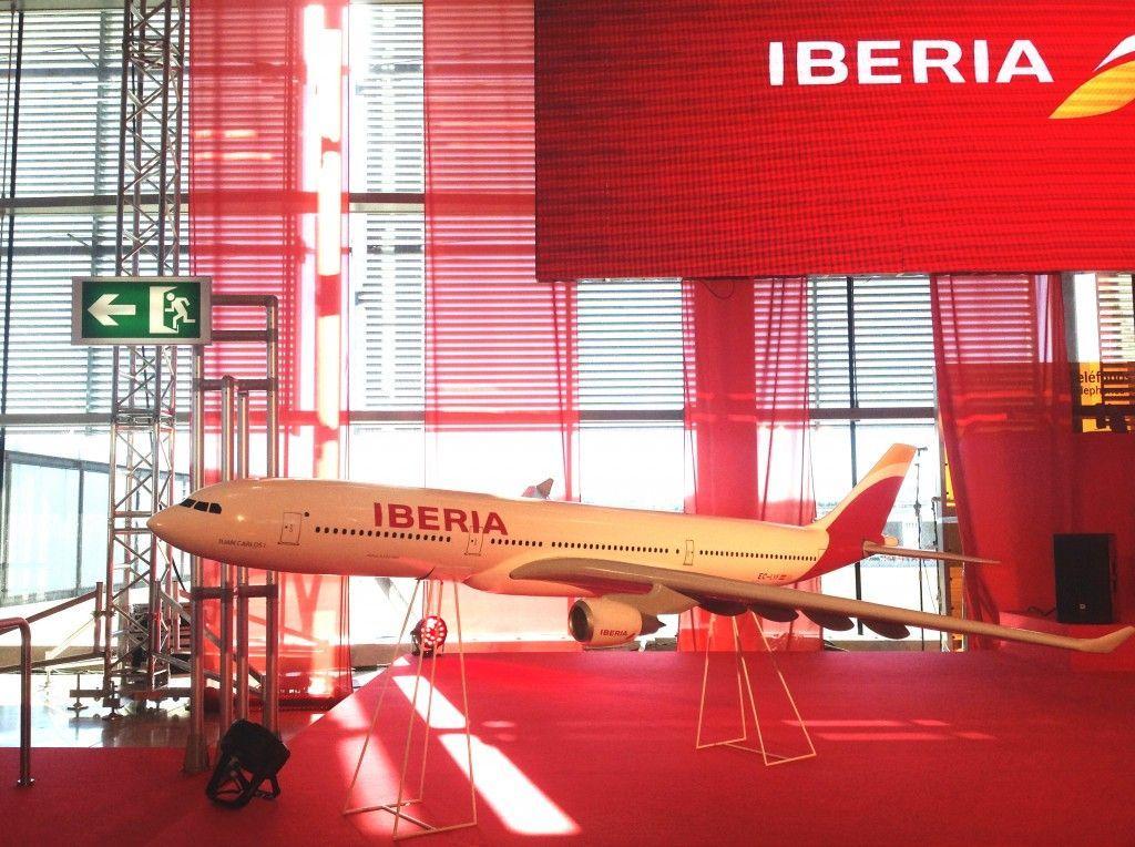 Presentación-A330-Iberia-Diarioazafata