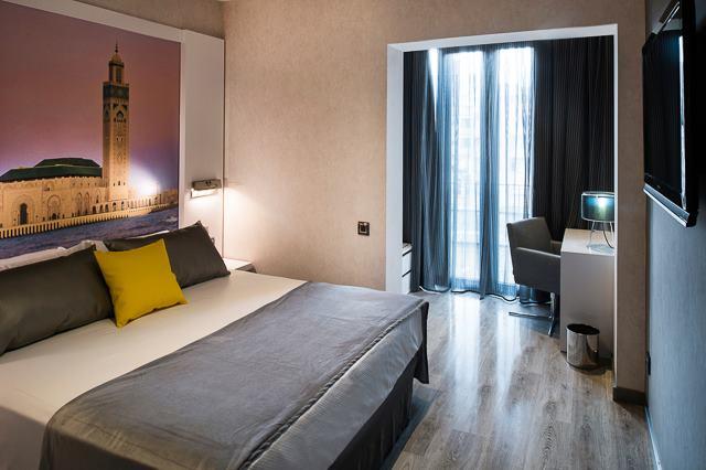 Habitación Doble Hotel Vueling BCN by HC