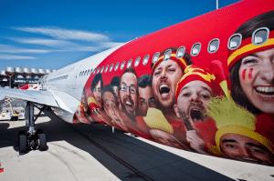 A330 Iberia Selección Española