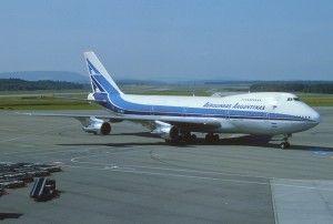 Boeing 747 Aerolíneas Argentinas - Flickr Aero Icarus