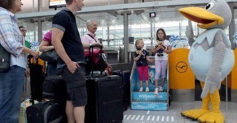 Lufthansa Family