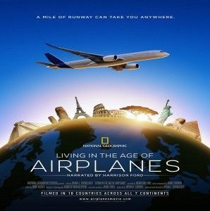 Airplanes Poster