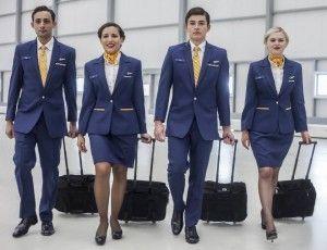 Uniforme Ryanair
