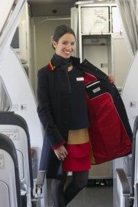 Iberia Express nuevo uniforme Diarioazafata.com