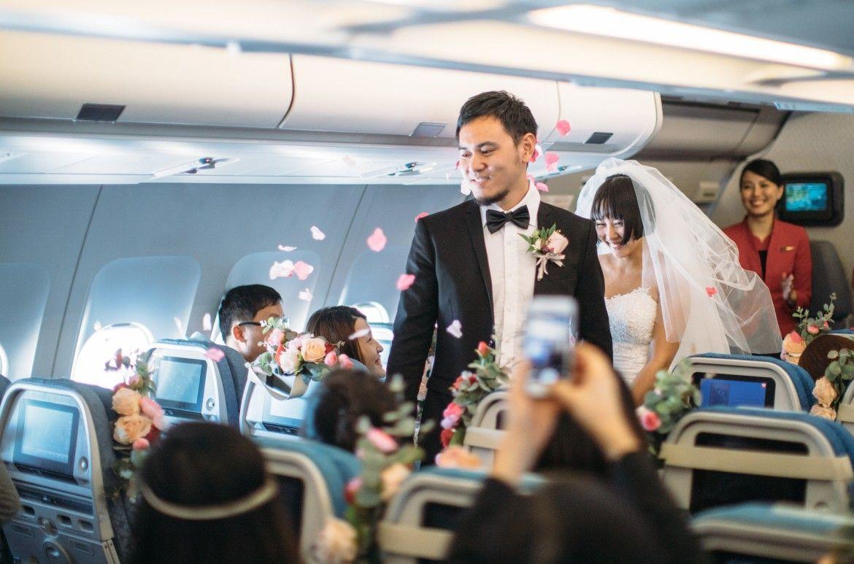 boda avion DIARIOAZAFATA.COM