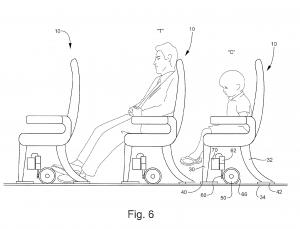 patente asiento