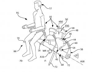 patente asiento-sillin
