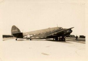 Lockheed C-60 Lodestar-John Toohey