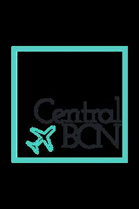Logo CENTRAL verde